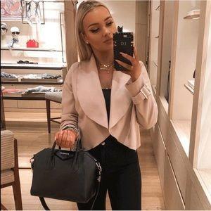 Nwt light pink jacket
